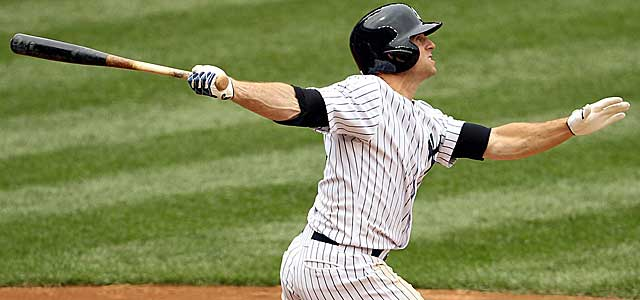 Brett Gardner likely is staying put, but is one of three Yankees claimed Tuesday. (USATSI)