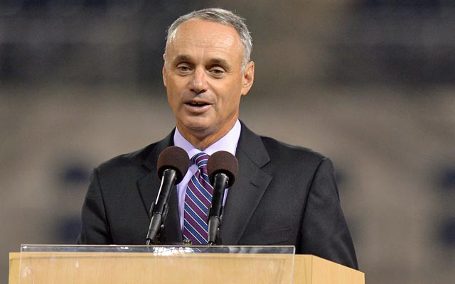 Rob Manfred is the favorite, but he might have a powerful owner working against him. (USATSI)