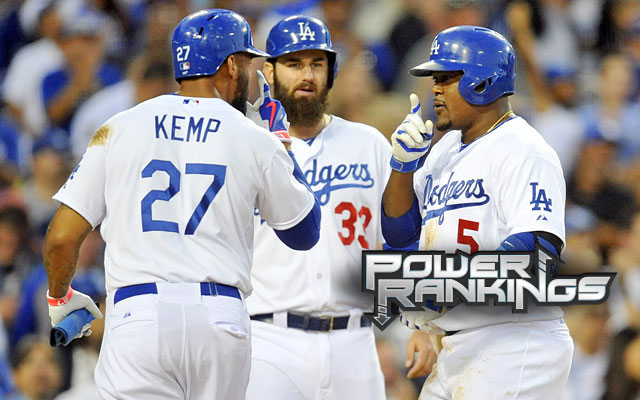 The Dodgers are one of six or more NL teams that could realistically reach the World Series. (USATSI)
