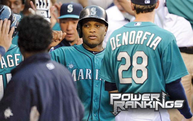 Robinson Cano's move to Seattle is paying off as the Mariners chase a playoff berth. (USATSI)