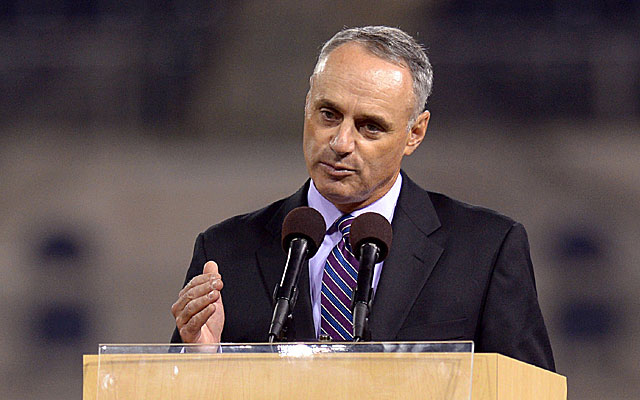 Rob Manfred is said to be Bud Selig's favorite to be the next commissioner, but is that enough?  (USATSI)