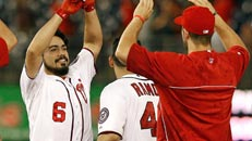 Perry: Nats reaching potential