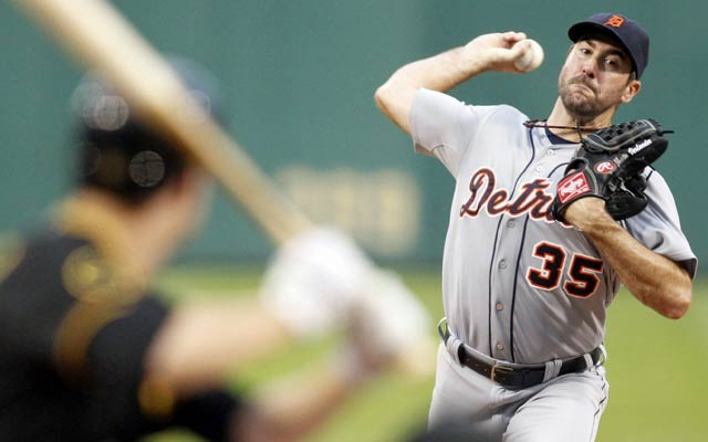 With their bullpen struggling, could the Tigers turn to Justin Verlander? (USATSI)