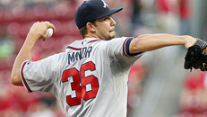 Pitching carrying Braves