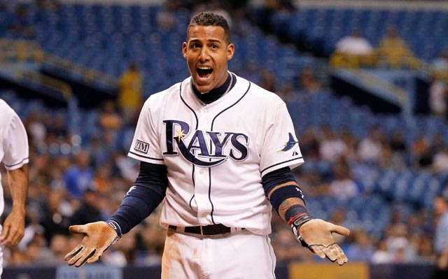 So, Yunel Escobar, which team will be playing for in September?