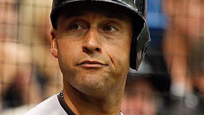 Jeter, Yanks in tough spot