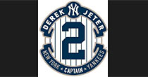 Derek Jeter patch (USATSI)