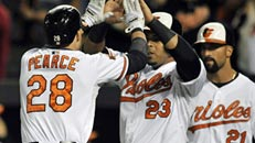 Orioles, Nationals clinch