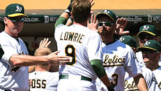 MLB overreactions: A's done?