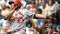 Peralta key for Cardinals