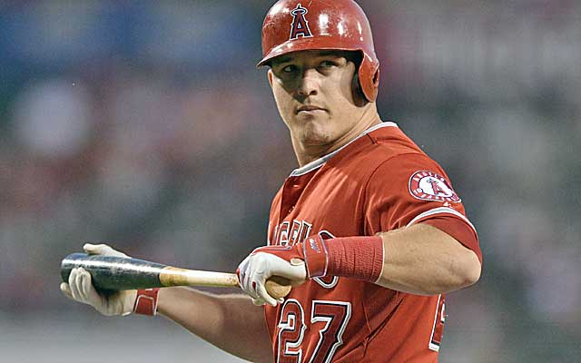 It's hard to argue against Mike Trout as the most valuable position player in baseball. (USATSI)