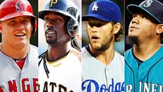Best MLB players of 2014