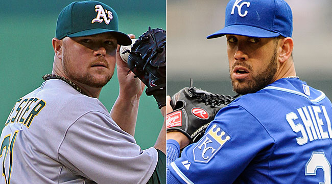 Preview: A's-Royals