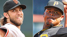 NL WC preview: Giants-Bucs
