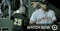lady in SF dugout (grab)