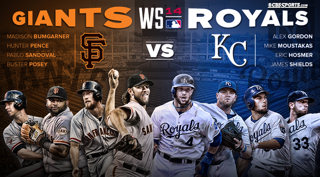 Royals-Giants preview
