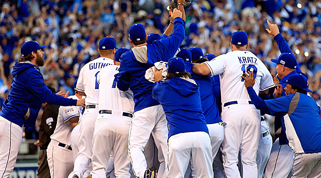 Experts: Most predict Royals will win