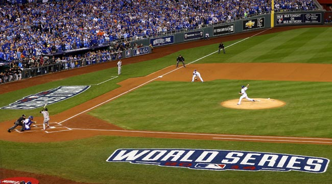 2014 World Series: Game 1
