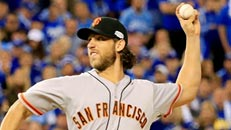 World Series: Giants lead 1-0