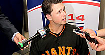Buster Posey (Getty)
