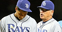 Chris Archer, Joe Maddon