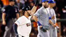 LIVE: Royals-Giants