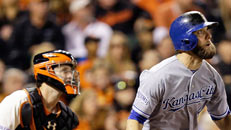 KC up 2-1 in World Series