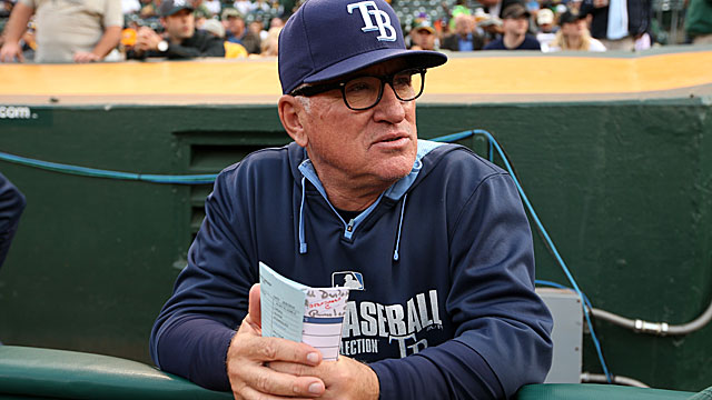 Cubs talking to Maddon; current skipper Renteria knows club's interest