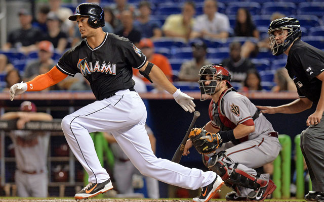 Giancarlo Stanton and the Marlins are close on a long-term contract. (USATSI)