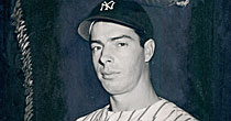 Joe DiMaggio (Getty)