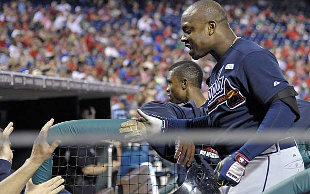 The Braves should have no shortage of offers for Justin Upton. (USATSI)