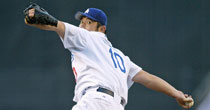 Hideo Nomo (Getty)