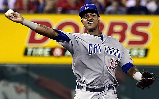 Starlin Castro has been questioned about separate shootings in the Dominican. (USATSI)