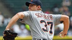 Gauging market for Scherzer