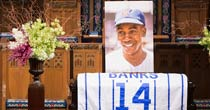 Ernie Banks (Getty Images)