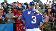 Heyman: Wilson's MLB shot