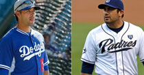 Andre Ethier, Carlos Quentin
