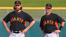 MLB previews: Giants