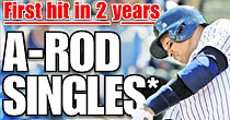Alex Rodriguez, New York Post