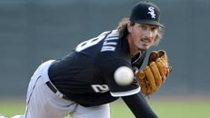 Samardzija, Sox focused on '15