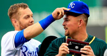 Alex Gordon, Billy Butler (USATSI)