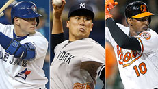 MLB Top 10s: Best in AL East