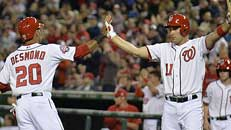 LIVE: Cardinals-Nationals
