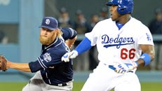 LIVE: Dodgers at Padres