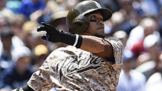 Live MLB: Dodgers-Padres