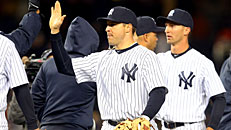 Live MLB: Mets-Yankees