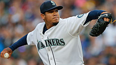 LIVE: Angels-Mariners