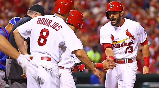 Power Rankings: Cards roll, even minus ace