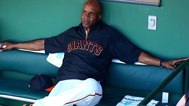 Barry Bonds 2015