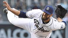 Live: Padres-Dodgers